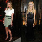 Kate Bosworth and Rachel Zoe Toast Proenza Schouler's New Shop