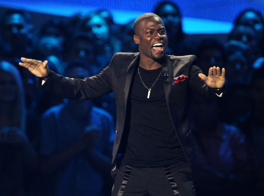 Kevin Hart hosted the VMAs.