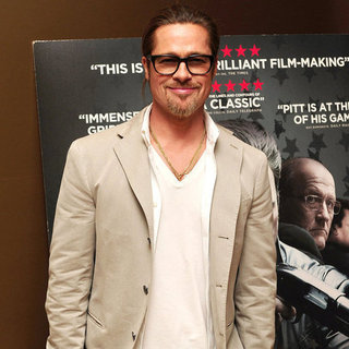 Brad Pitt Killing Them Softly London Screening | Pictures