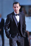 Shia LaBeouf Gets Sexy in a Tux at His Venice Premiere