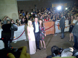 Kristen Stewart On The Red Carpet In Toronto