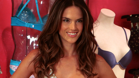 Alessandra Ambrosio Reveals Her Victoria's Secret Show Plans