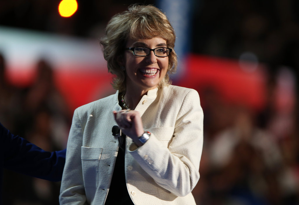 Gabby Giffords Moves Us