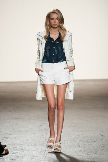 Billy Reid Spring 2013