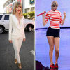 Taylor Swift's Outfits at the 2012 MTV VMAs