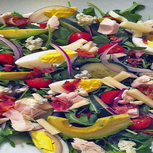 Lachlan Mackinnon-Patterson's Weeknight Cobb Salad