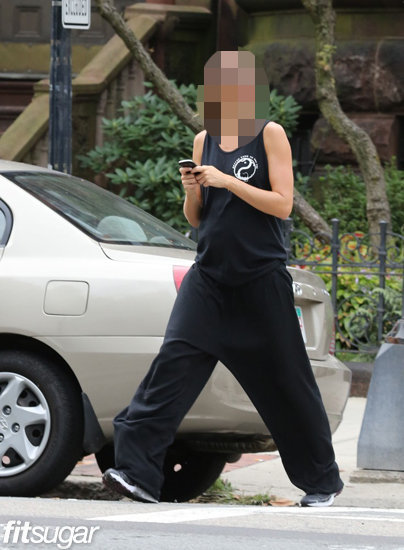 Guess Which Supermodel Is Leaving Yoga?