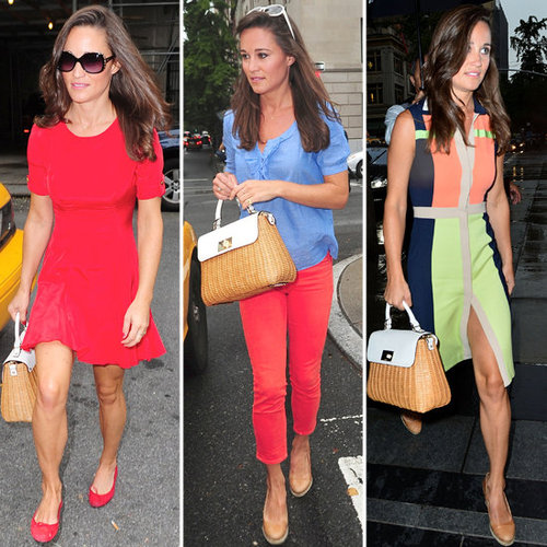Pippa Middleton's New York City Outfits