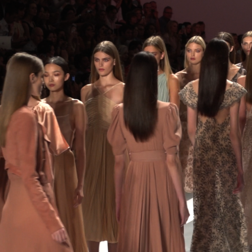 Jill Stuart Spring 2013 Runway (Video)