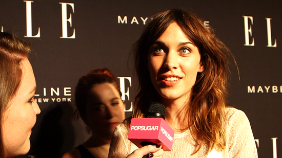 Alexa Chung Tells Us When She First Fell in Love With Fashion