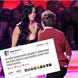 Tweets of the Week: Katy, Miley, Ellen, Joel & More