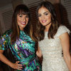 Lea Michele and Lucy Hale at Nylon Magazine Party | Pictures