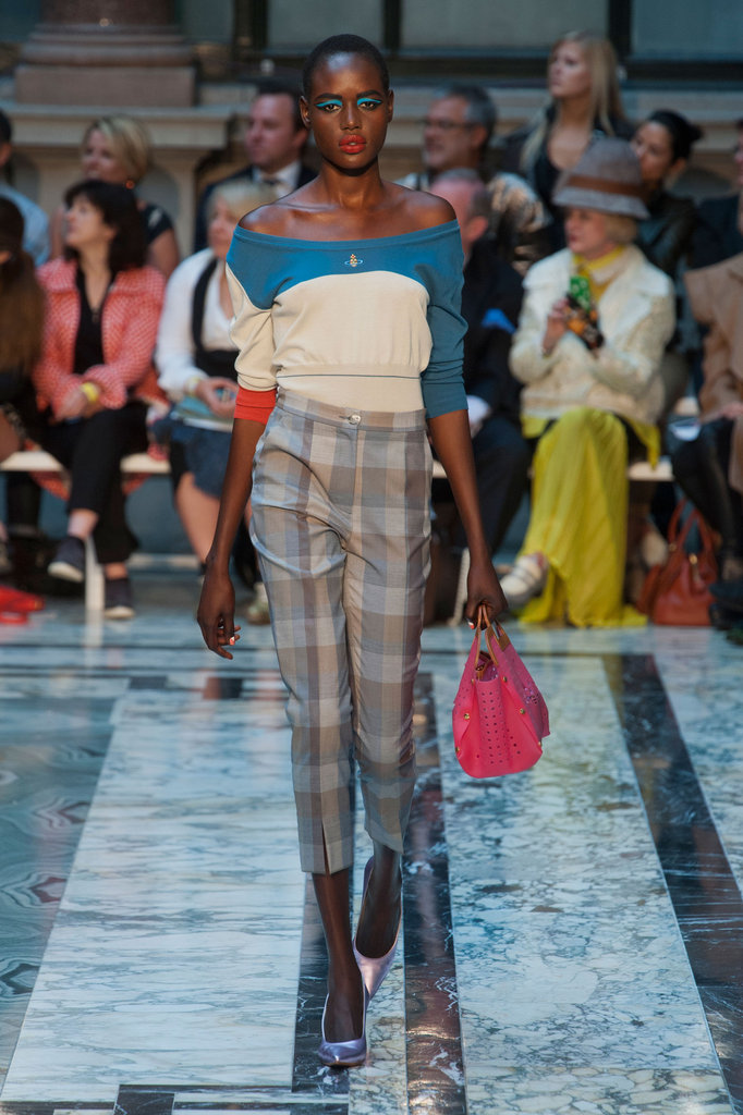 Vivienne Westwood Red Label Spring 2013