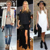 Poppy Delevingne at London Fashion Week Spring 2013