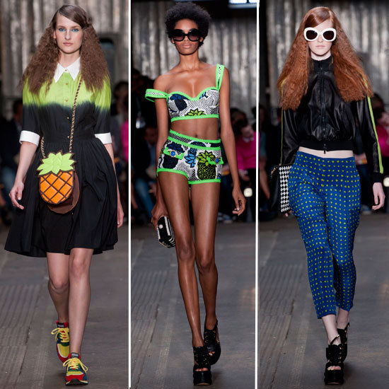 Moschino Cheap & Chic Spring 2013 | Pictures