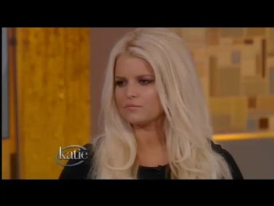 Jessica Simpson Won't Let the World's Weight Expectations Get Her Down