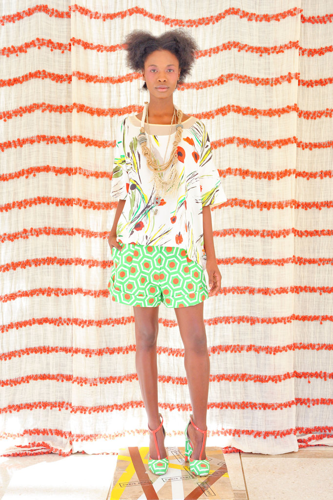 Chris Benz Spring 2013