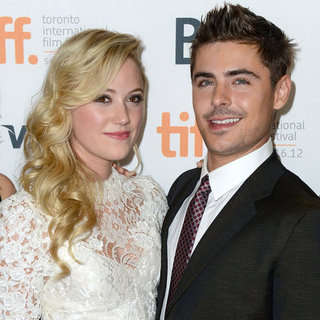 Zac Efron at Toronto Film Festival For At Any Price