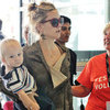 Kate Hudson With Baby Bingham in Toronto