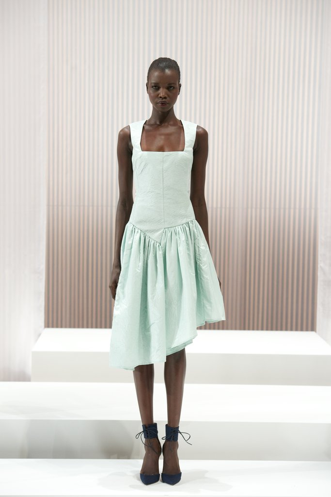 Wes Gordon Spring 2013