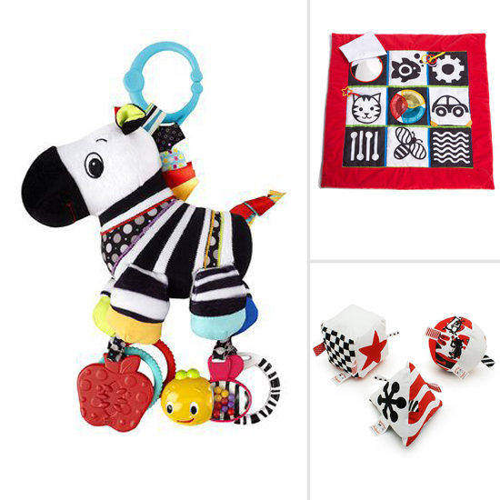 Toddler Toys Black And White : Nursery toys