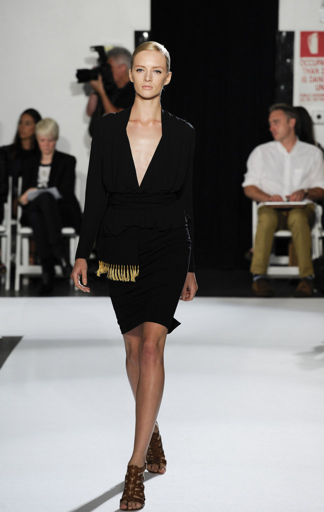 2013 Spring New York Fashion Week: Altuzarra