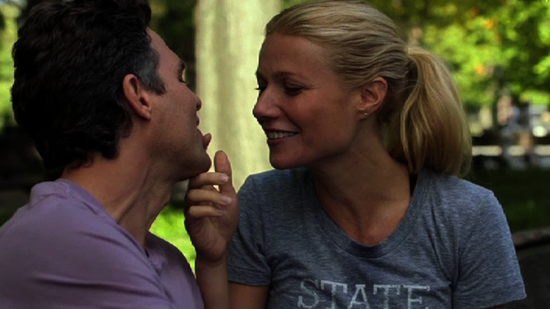 Video: Watch Our TIFF Movie Review of Gwyneth Paltrow's Thanks For Sharing