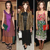 Celebrities at Marc Jacobs Spring 2013 Show (Pictures)