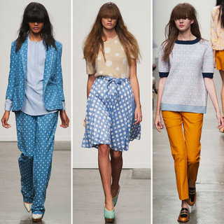 Karen Walker Spring 2013 | Pictures