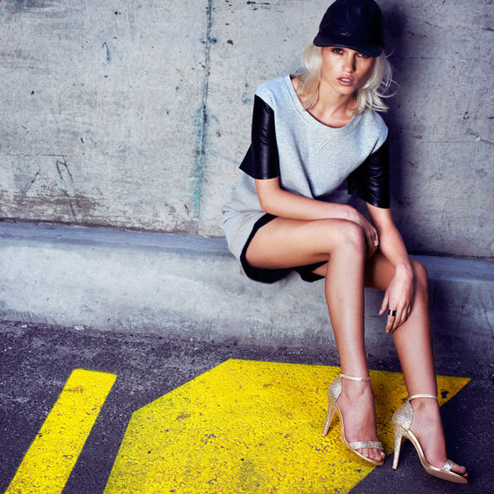 Model Turned Blogger Zanita Morgan on Her Shoe Collection, Top Trends and Shooting Anja Konstantinova for RMK
