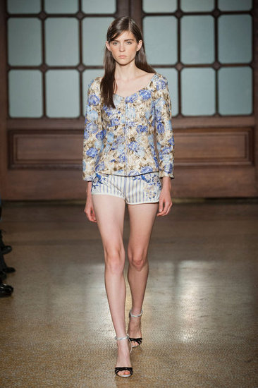 Philosophy di Alberta Ferretti Spring 2013