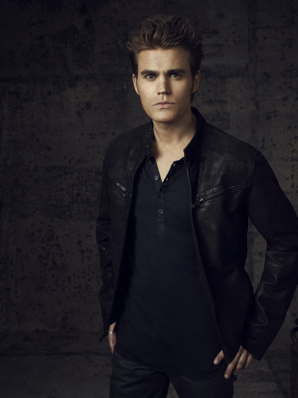 Paul Wesley as Stefan on season four of The Vampire Diaries.