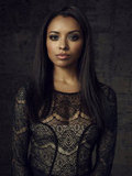 Kat Graham as Bonnie on season four of The Vampire Diaries.