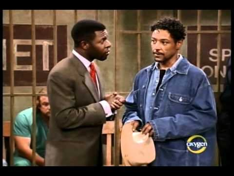 Giancarlo Esposito on Living Single