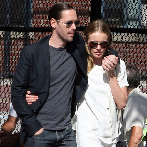 Kate Bosworth and Michael Polish at 9/11 Memorial | Pictures