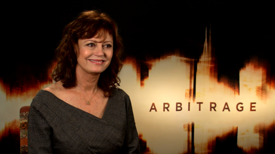 "Arbitrage's Susan Sarandon on Her No. 1 Hobby — We're ""Building a Ping-Pong Nation"""