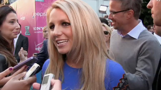 Video: Britney Spears Talks Motherhood and More Seasons With The X Factor