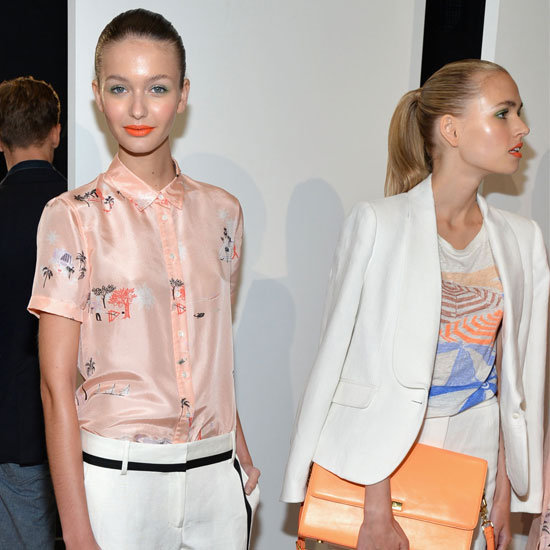2013 Spring New York Fashion Week: J.Crew