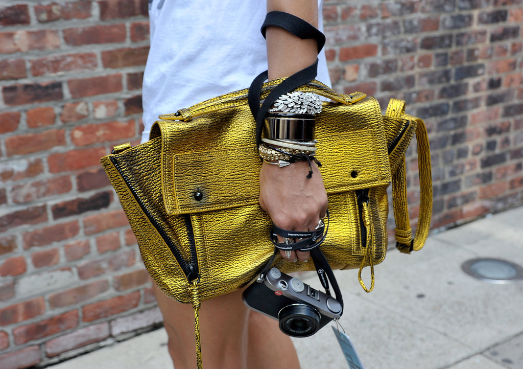 New York Fashion Week Street Style Spring 2013
