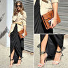 Olivia Palermo Street Style at New York Fashion Week