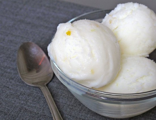 Lemon-Buttermilk Sorbet