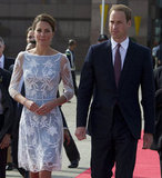 Kate Continues Malaysian Tour Despite Topless Photo Scandal