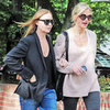 Cameron Diaz and Stella McCartney at Lunch in London