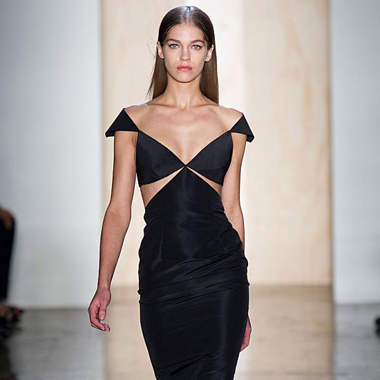 Sexy (and We Know It) — the 29 Hottest Dresses Off the NYFW Catwalks