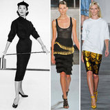Pencil Skirt Trend Spring 2013