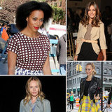 New York Fashion Week brought out the best in celebrity style, and everyone from Olivia Palermo and Solange Knowles to Kate Bosworth, Diane Kruger, and many more made fashionable appearances. CelebStyle has rounded up the most inspiring looks for your viewing pleasure.