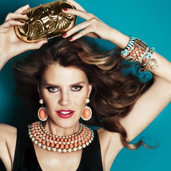 On Fashion's Night Out, we caught up with Anna Dello Russo, who is launching a line of accessories for H&M. Our editors picked their must-have pieces from the new line.