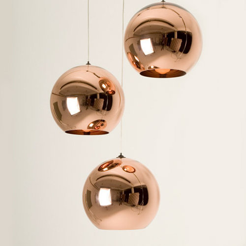 Copper Home Accents