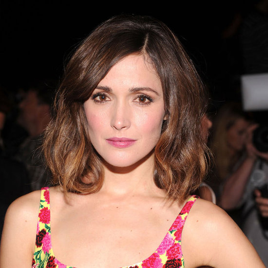 Rose Byrne's gorgeous flushed cheeks bring a certain youthfulness and innocence to her look. If you want to try the same (who wouldn't?), swipe on a softly shimmering pink blush like Youngblood Luminous Creme Blush Taffeta ($37.40).