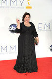 Mike & Molly's Melissa McCarthy was nominated for her starring role in the comedy.